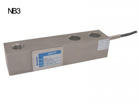 Shear beam load cell NB3